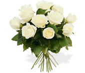 15 white roses: Intre 101 si 200 lei